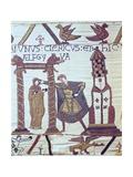 Bayeux Tapestry Art