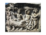 Relief with Mythological Scene Prints