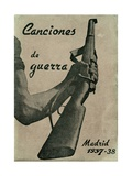 Spanish Civil War Songs of the International Brigades Prints
