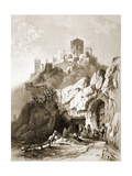 Ruins of Castle of Alcala De Guadaira Prints by Jenaro Perez Villaamil
