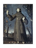 St. Francis of Assisi (1182-1226) Prints