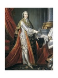 Charles-Philippe De France, Comte D'Artois (1757-1836) Giclee Print by Francois Hubert Drouais