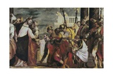 Jesus and the Centurion Prints by Paolo Veronese