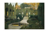Gardens of Aranjuez Prints by Santiago Rusinol i Prats