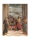 Death of the Virgin Giclee Print by Andrea Mantegna