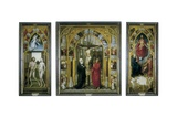 Triptych of the Redemption Prints by Vrancke van der Stockt