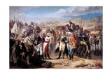 Surrender of the French at Bailen to General Castanos Posters by Jose Casado Del Alisal