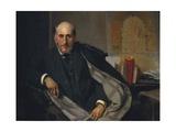 Doctor Ramon Y Cajal Prints by Joaquín Sorolla y Bastida