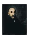 Spanish Historian, Jose Amador De Los Rios Posters by Joaquin Espalter Y Rull