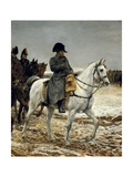 Napoleon on Campaign in France, 1814 Prints by Ernest Meissonier