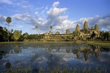 Angkor Wat Temple Photo