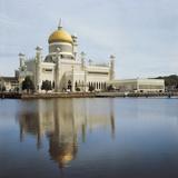 Omar Ali Saifuddin Mosque Photo