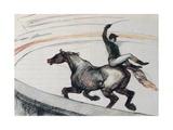 Jockey Láminas por Henri de Toulouse-Lautrec