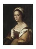 Lucrecia Di Baccio Prints by  Andrea del Sarto
