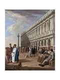 Venice: the Piazzetta Prints by Luca Carlevaris