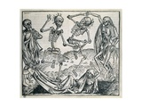 Dance of Death (1493) Prints by Michael Wolgemut