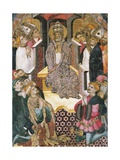 Altarpiece of Saint Peter Prints by Lluis Borrassa