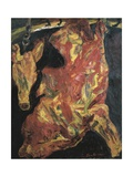 Ox and Calf's Head Prints by Chaim Soutine