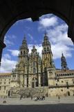 Cathedral of Santiago De Compostela Prints