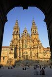Cathedral of Santiago De Compostela Posters