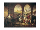 Plague of Jaffa Prints by Baron Antoine Jean Gros