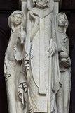 Saint Lazarus and His Two Sisters Photo