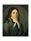 Camille Desmoulins (1760-1794) Poster