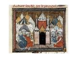 Siege of Chateau-Gaillard, 1204 Posters