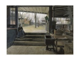Laboratory of La Galette Prints by Santiago Rusinol i Prats