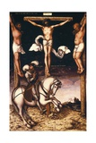 Calvary Prints by Lucas Cranach the Elder
