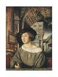 Portrait of a Young Man Posters by Ambrosius Holbein