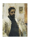 Self-Portrait Posters by Joaquín Sorolla y Bastida