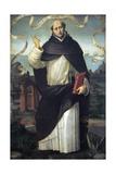 Saint Vincent Ferrer Print by Juan De juanes