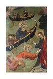 Altarpiece of Saint Peter (Detail) Prints by Lluis Borrassa