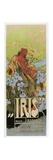 Poster, Opera 'Iris', 1898 Giclee Print by Adolf Hohenstein