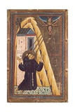 Stigmata of St. Francis Prints by Bonaventura Berlinghieri