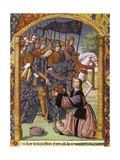 Second Crusade, Louis VII of France, in Romance De Ogier Le Danois Prints by Verard Antoine