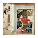 Quaratesi Altar: Saint Nicholas and Three Poor Maidens Prints