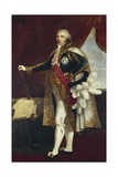 Pierre François Charles Augereau, Marshal of France, 1757-1816 Giclee Print by Robert Lefevre