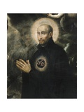 The Apparition of Christ to Saint Ignatius Prints