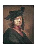 Self-Portrait Art by Carel Fabritius