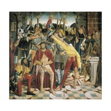 Christ Crowned with Thorns Print by Alonso de Sedano