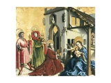 The Adoration of the Magi Giclee Print by Konrad Witz