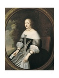 Anne of Austria, Queen of France Poster by Charles Beaubrun