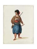 Turkish Janissary Prints