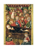 Dormition of the Virgin Posters by Blasco De Granen