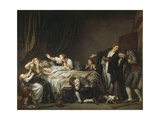 The Punished Son Prints by Jean-Baptiste Greuze