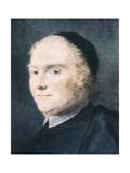 Portrait of Pietro Metastasio Plakater af Rosalba Carriera
