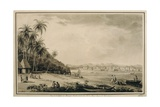 Panama City, View from the Island of Naos Prints by Fernando Brambila