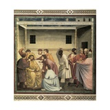 Life of Christ: Flagellation Prints by  Giotto di Bondone